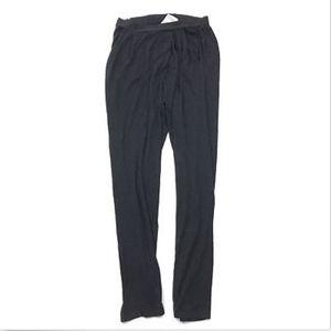 Dolan Anthropologie black knit pants
